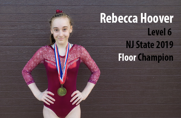 100% quality discount coupon Clearance sale 2019 Level 7 State Floor Champ - Will-Moor Gymnastics